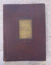 1928 BOSTON UNIVERSITY YEARBOOK HUB