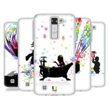 Cover e custodie Multicolore Per LG K8 con un motivo, stampa per cellulari e palmari