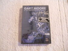 """Gary Moore """"Live at Montreux 1990"""" 2004 DVD Printed in USA New Zone 1&4"""