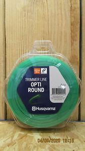 HUSQVARNA Allround-Trimmerfaden  OPTI-ROUND 2,0 mm ; 130 m Spule