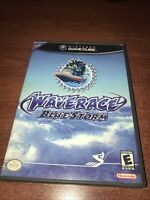 Wave Race: Blue Storm (Nintendo GameCube, 2001) Case Only No Game