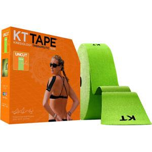 KT Tape Pro Jumbo 125 ft Uncut Kinesiology Therapeutic Elastic Sports Tape Roll
