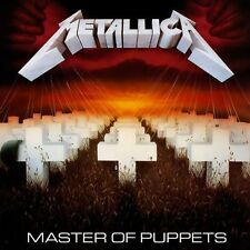 Metallica: Masters of puppets (LP Vinilo) Sellado