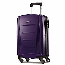 "Samsonite Winfield 2 24"" Spinner Purple 56845-1717"
