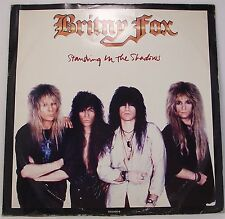 "BRITNY FOX : STANDING IN THE SHADOWS Vinyl 12"" Single 45rpm VG"