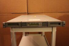 HP StorageWorks 1/8 G2 LTO-3 Ultrium 920 SCSI 8 Slot Tape Autoloader AH165A