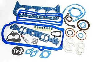 Sealed Power 260-1269 Gasket - Engine Set - Full Fits Small Block Chevy - Kit
