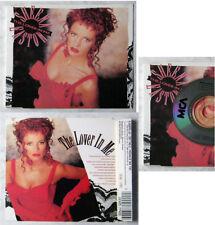 SHEENA EASTON The Lover In Me .. 1988 MCA 3inch Maxi CD