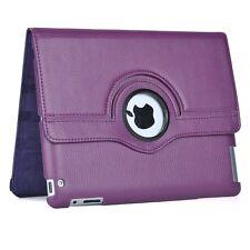 360° Rotating iPad 2 iPad 3 iPad 4 RETINA SMART Leather Case Cover / Étui iPad