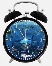 "Finding Dory Nemo Alarm Desk Clock 3.75"" Home or Office Decor Z98 Nice For Gift"