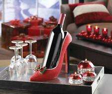 Holiday Heel Wine Bottle Holder 10015442 Smc Reduced To $19.95 From $29.95