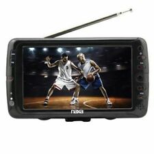 Naxa NT-70 7-inch Portable TV & Digital Multimedia Player with Car Kit