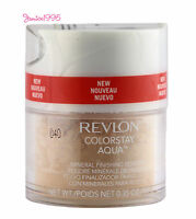 REVLON Colorstay Aqua Mineral Finishing Powder #40  TRANSLUCENT MEDIUM
