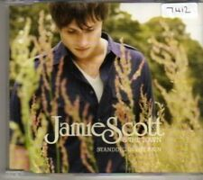 (BV510) Jamie Scott, Standing In The Rain - DJ CD