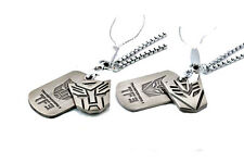 TRANSFORMERS OF AUTOBOTS & DECEPTICONS PHONE CHARM GAMES PS3 JEWELLEY