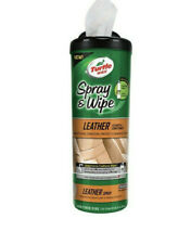 Turtle Wax 50941 Spray & Wipe Leather Cleaner & Conditioner NEW