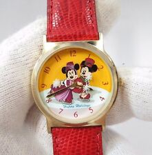 MICKEY & MINNIE MOUSE, Christmas 1998 Cast Member Giveaway, UNISEX WATCH, 346