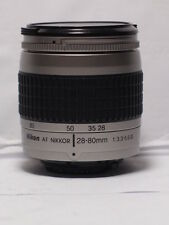 Nikon AF 28-80mm G LENS FOR D3100 D3200 D3300 D5100 D5200 D5300 D5500 D7100 D300