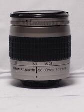 Nikon AF 28-80mm G LENS FOR D3100 D3200 D3300 D5100 D5200 D5300 D5500 D7100 D300