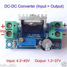 DC-DC Buck Converter 3V 5V 6V 12V 24V Voltage Step-Down Module Linear Regulator
