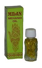 Mehandi Öl Fläschen á 4 ml für Henna Hennaöl Körperpflege Halal Tatoo