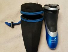 Philips Norelco Aquatouch AT 890 Cordless Rechargeable Shaver Wet/Dry & Case