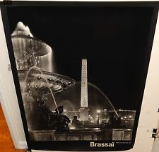 "BRASSAI ""BRASSAI ESTATE"" HUGE BLACK AND WHITE POSTER"