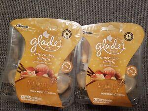 Glade Plugin Refills Set Of 2 Nutcracker Delight Scent