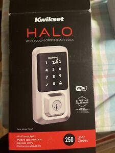 Kwikset Halo WiFi Touchscreen Smart Lock