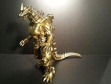 CUSTOM GOLD MECHAGODZILLA 96792 BANDAI Godzilla - ONE OF A KIND -  KAIJU 4213