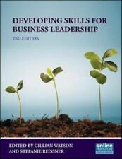 Developing Skills for Business Leadership Paperback