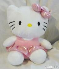 Plush Hello Kitty Piggy Bank, Coin Bank From FAB-NY and Sanrio