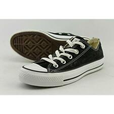 Converse Chuck Taylor All Star Ox Shoes Black M9166 Sneaker Trainers UK 3