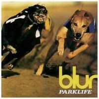 BLUR - PARKLIFE: CD ALBUM (1994)