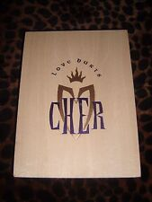 Cher Love Hurts CD Box set oop  Very Rare NEW