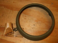 WWII NOS Blackout Light Door Ring Ford Script F GTB GPW Jeep MB