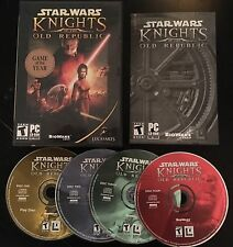 Bioware Lucasarts Star Wars Old Republic Game Of The Year Edition Complete PC