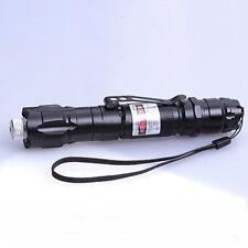 Military 5mW Green Laser Pointer Pen 10 Mile Range 532nm Visible Beam Fashion