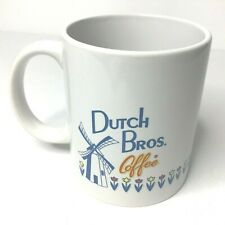 Dutch Brothers Logo Coffee Mug Rare Find