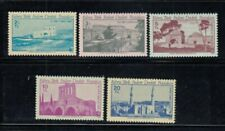 TURKISH CYPRUS Shrine, Gate, Funerary Monument, Abbey & Mosque MNH set