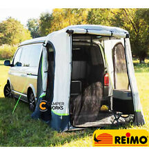 REIMO UPGRADE PREMIUM TAILGATE TENT 2020 inc SEWN-IN GROUNDSHEET for VW T4/T5/T6