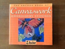 The Anchor Book of Canvaswork Embroidery Stitches (The Anchor Book Series), Eve