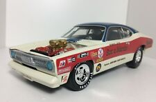 **RSC ** SOX & MARTIN 1972 Pro Stock Plymouth Duster ** 1/24 * FREE POST