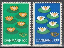 Dänemark / Danmark Nr. 635-636** NORDEN / Umweltschutz