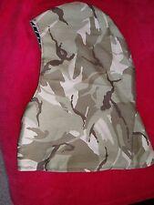 Welding hood -light brown camouflage
