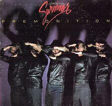 Survivor Vinyl LP Scotti Bros. Records 1981, ARZ-37549, Premonition ~ VG