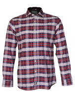 Details about  /NEW ROCKWELL THE TITAN LS TECHNICAL SHIRT GREY PLAID XSMALL-3XLARGE LIMITED