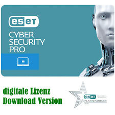 ESET Cyber Security Pro 1 Mac | 2 Jahre |digitale ESD Lizenz vom dt.ESET Partner