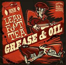 LEADFOOT TEA - GREASE and OIL