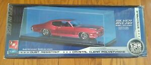 AMT ERTL 1/25 Scale Display Case For Diecast, Stackable, Brand New!